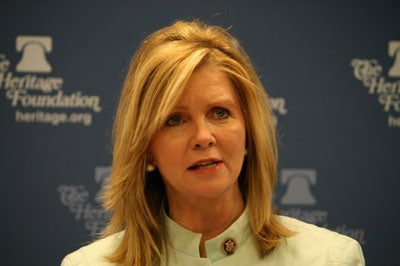 Rep. Marsha Blackburn, R-Tn. (Photo: Heritage Foundation)