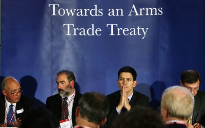 Arms trade treaty resolution 2012