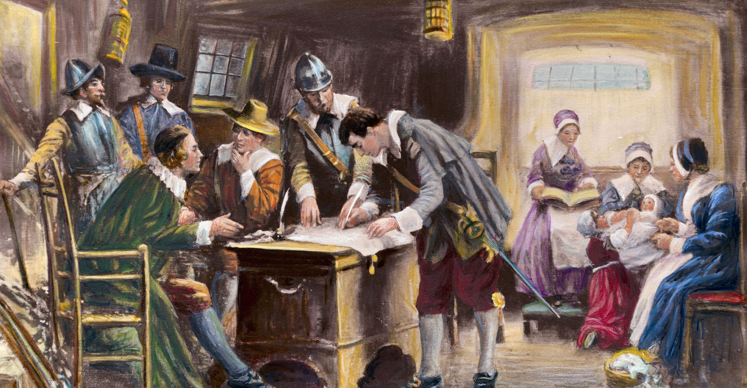 How Mayflower Compact Influenced the American Concept of Rule of Law