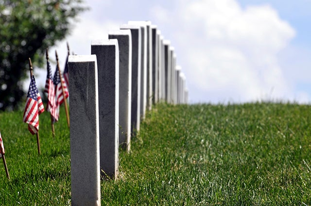 Arlington National Cemetery (Photo: Getty Images)