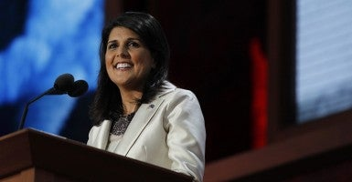 South Carolina Governor Nikki Haley (Photo: Brian Cassella/Chicago Tribune/MCT)