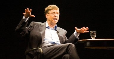 Bill Gates (Photo: Thomas Hawk/Flickr)