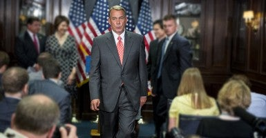 Speaker of the House John Boehner, R-Ohio (Photo: Bill Clark/CQ Roll Call/Newscom)