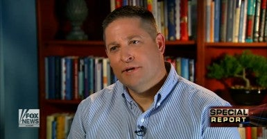 Eric Stahl, who recently retired as a major in the U.S. Air Force, served as commander and pilot of the C-17 aircraft, made three revelations critically important to the investigation of the Benghazi Select Committee. (Photo: Fox News Special Report With Bret Baier via YouTube)