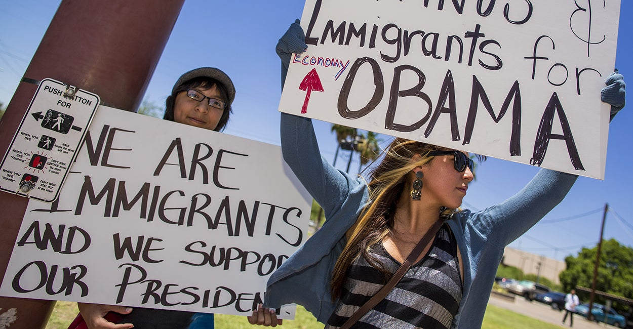 Did Obamas Amnesty Program Cause Spike In Child Immigrants