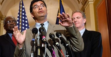 Rep. Xavier Becerra (D-CA) / Chip Somodevilla/Getty Images