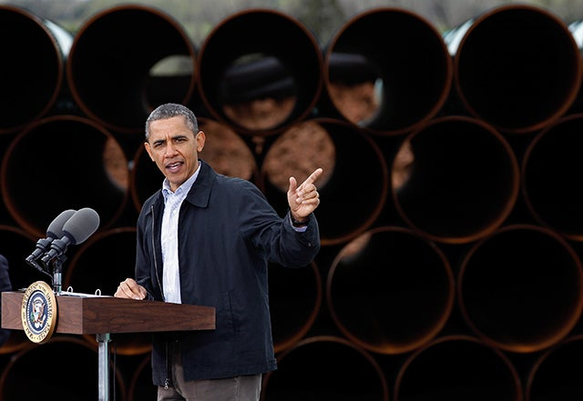 The Future of the Keystone Pipeline