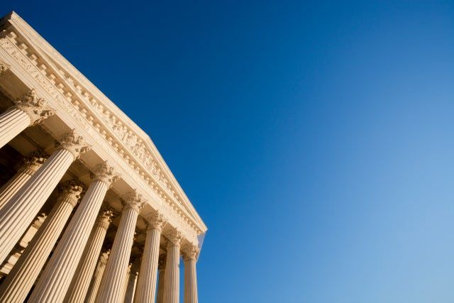Supreme Court of the United States. Photo: Getty Images