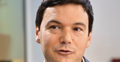Thomas Piketty (Photo: IBO/SIPA/Newscom)