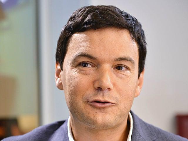 Thomas Piketty (Photo: IBO/SIPA/Newscom)