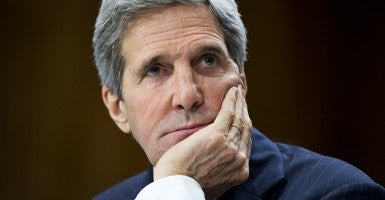 Secretary of State John Kerry is leading negotiations with Iran over its nuclear program. Photo: Tom Williams/CQ Roll Call/Newscom