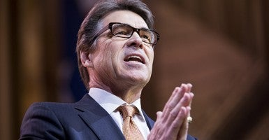 Gov. Rick Perry, R-Texas (Photo: Bill Clark/CQ Roll Call)