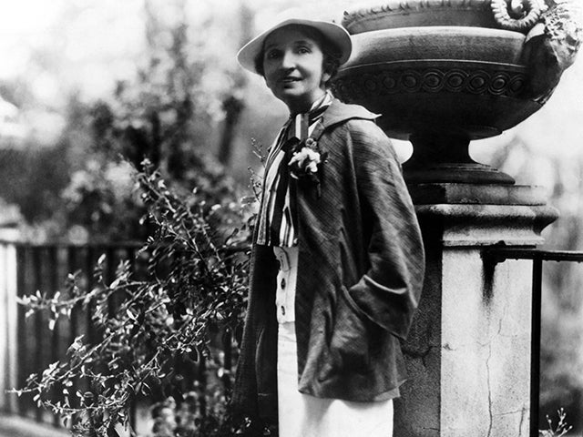 Margaret Sanger, founder of Planned Parenthood. (Photo: CSU Archives/Everett Collection/Newscom)