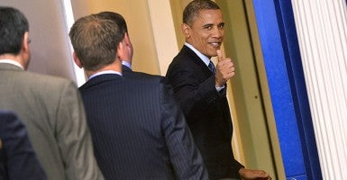 Photo: UPI/Kevin Dietsch/Newscom