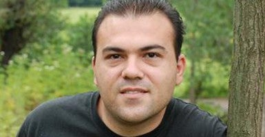 Pastor Saeed Abedini (Photo: CitizenGo via Twitter)