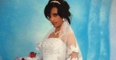 Meriam Yahia Ibrahim Ishag (Photo: LifeNewsHQ via Twitter)