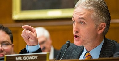 Rep. Trey Gowdy, R-S.C. (Photo: Jeff Malet Photography/Newscom)