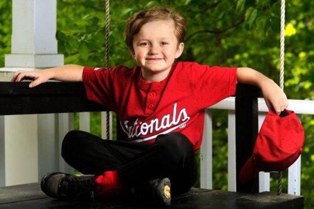 Josh Hardy, a seven-year-old cancer patient in desperate need of an antiviral drug called Brincidofovir. (Photo: fredericksburg.com ?via @NewsInTheBurg)