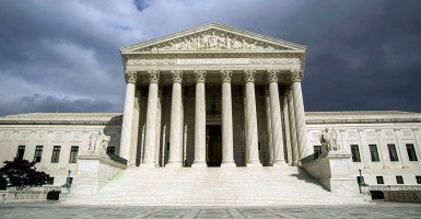 The U.S. Supreme Court. (Photo: Bleier/AFP/Newscom)