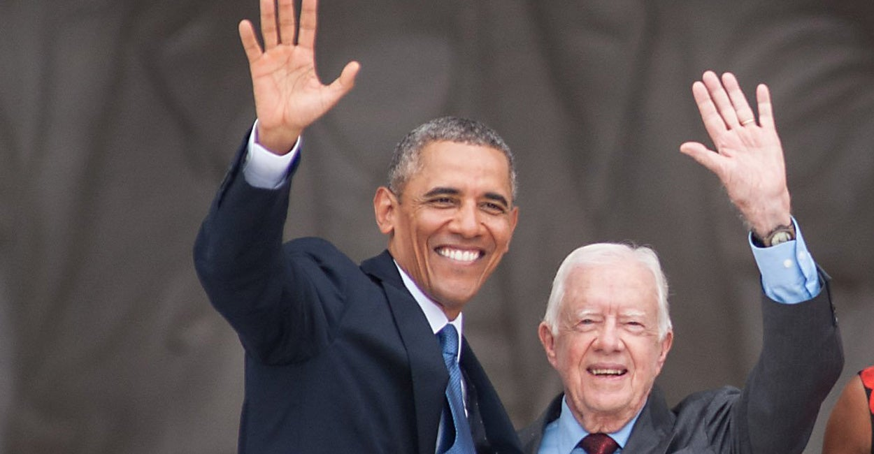 Obama S No Jimmy Carter He S Worse
