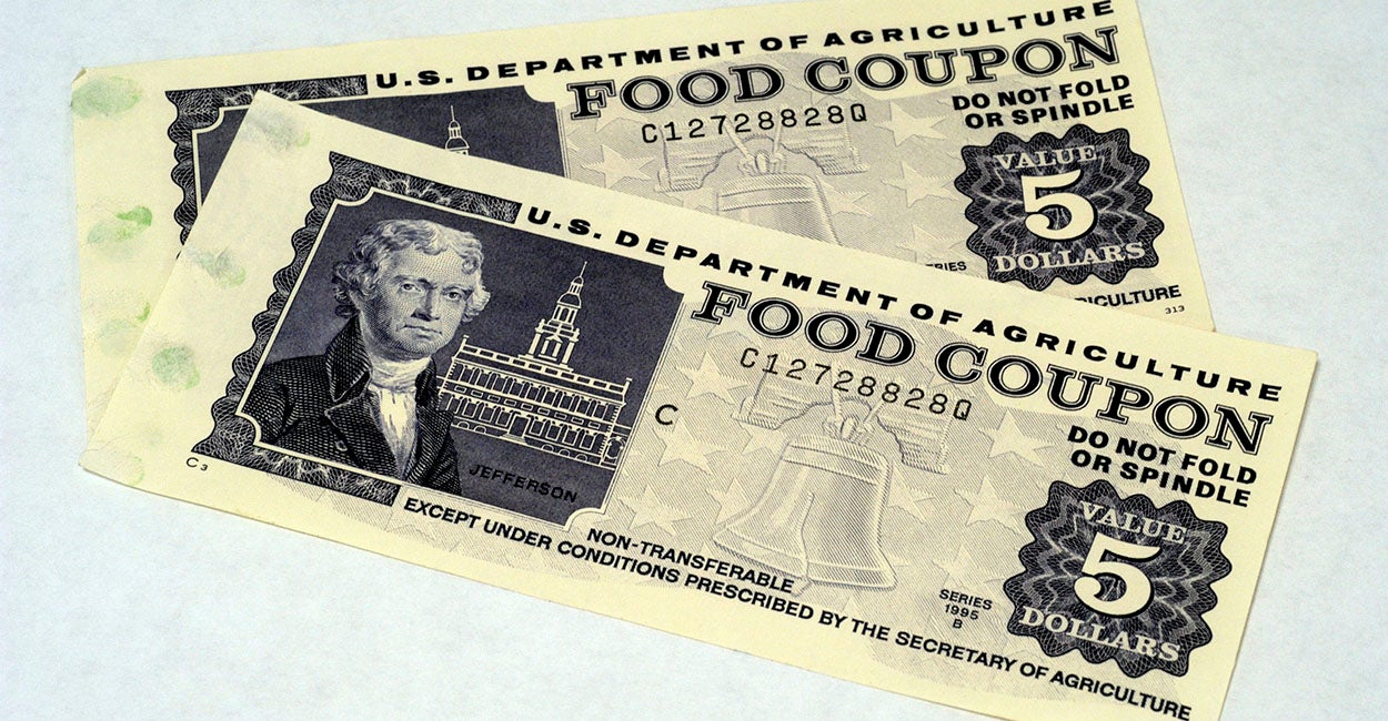 People On Food Stamps