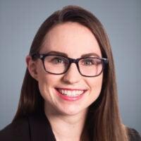 Portrait of Kaitlynn Samalis-Aldrich