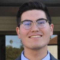 Portrait of Gavin Zhao