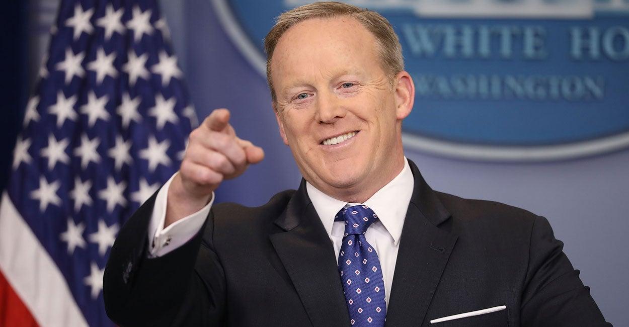 Sean Spicer says Biden has a