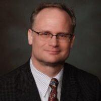 Portrait of David Ridenour