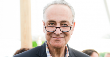Sen Chuck Schumer, D-N.Y. (Photo: Carly Erickson/BFAnyc/Sipa USA/Newscom)