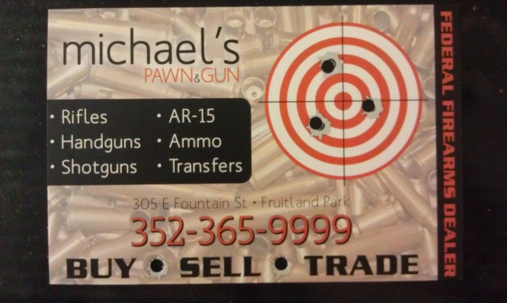 (Photo: Michael's Pawn and Gun)