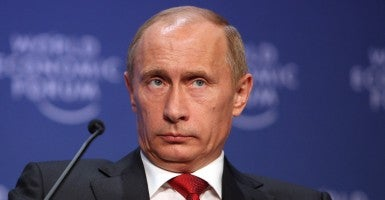 Vladimir Putin (Photo: World Economic Forum/Remy Steinegger/CC BY-NC-SA 2.0)