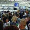 Walmart on the night of Thanksgiving, as Black Friday sales begin. (Photo: Laurie of Indy/Creative Commons)