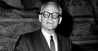 Barry Goldwater. (Photo: KEYSTONE Pictures USA/ZUMAPRESS/Newscom)