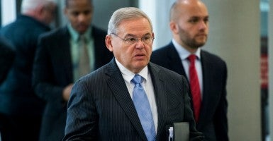 Sen. Bob Menendez, D-N.J. (Photo: Bill Clark/CQ Roll Call/Newscom)