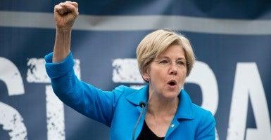 Sen. Elizabeth Warren, D-Mass. (Photo: Bill Clark/CQ Roll Call/Newscom)