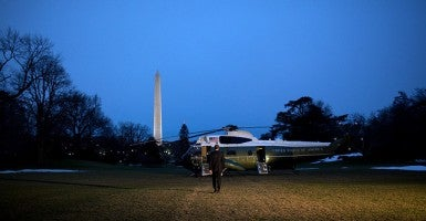 Photo: Pete Souza