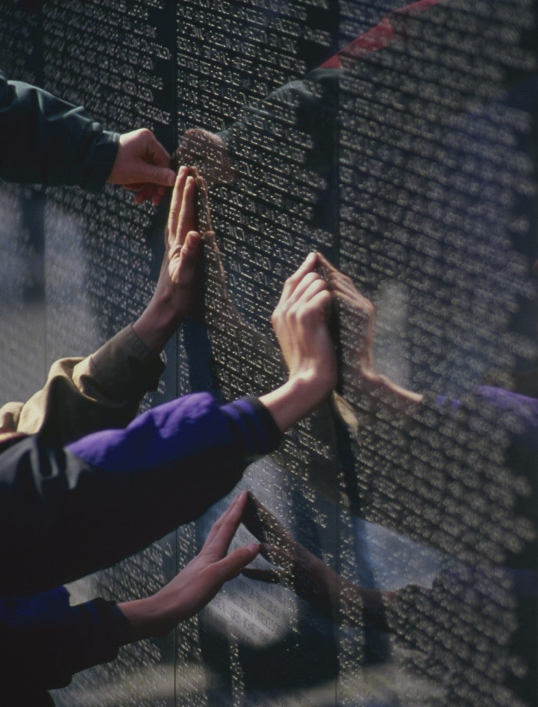13 Things to Know About the Vietnam Veterans Memorial