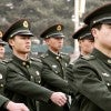 Chinese military marches through Be