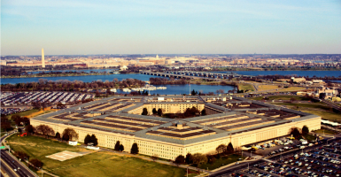 The Pentagon (Photo: Ingram Publishing/Newscom)