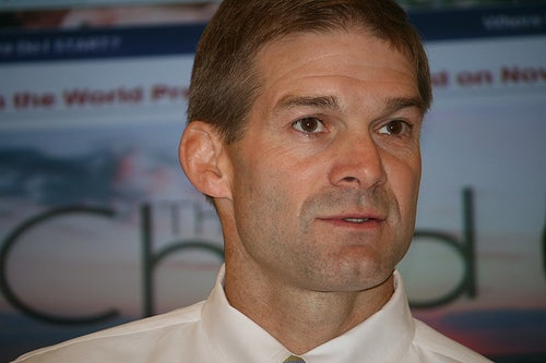 Rep. Jim Jordan (Photo by Don Irvine)