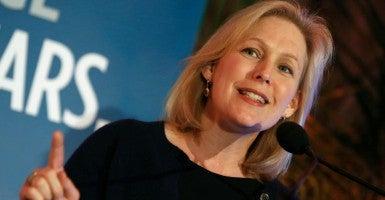 Sen. Kirsten Gillibrand, D-N.Y. (Photo: Yuri Gripas/Reuters/Newscom)