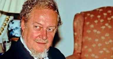 Robert Bork in 1987. (Photo: Ron Sachs - CNP/Newscom)