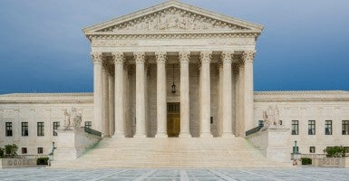 The Supreme Court (Photo: Jeff Malet Photography/Newscom)