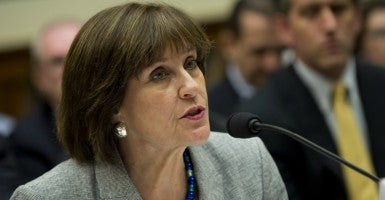 Lois Lerner (Photo: Kevin Dietsch/UPI/Newscom)