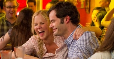 Monogamy doesn't look so bad here. (Photo: TrainwreckMovie.com)