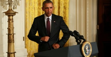 The Army's manpower is down 10 percent since President Obama took office. (Photo: Sipa USA/Newscom)