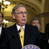 "Senate majority leader Mitch McConnell, R-Ky., is allowing a bill reauthorizing the Export-Import Bank to be attached to a ""must pass"" bill, while pushing a defund Planned Parenthood bill as a stand-alone bill. (Photo: Jonathan Ernst/Reuters/Newscom)"