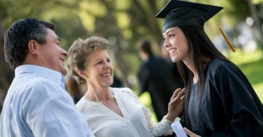 A high school degree can affect a person's life significantly. (Photo: istockphoto)