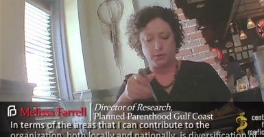 A scene from the fifth undercover video released of Planned Parenthood employees. (Photo: Center for Medical Progress)